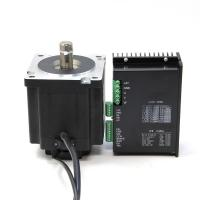 Quality 8 Poles 28A 3.2Nm Permanent Magnet Brushless DC Motor for sale