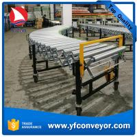 China Manufacturer Expandable Extendable Powered Flexible Conveyor with Belt Drive Rollers on sale