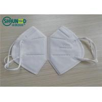 Quality Hotsale high quality PP FFP2 protective mask KN95 respiratory face mask for sale