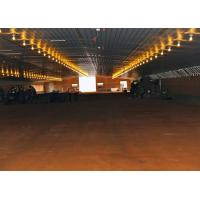Pre Built Commercial Steel Structure Poultry House Chicken Rearing Structures