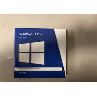 China 64 Bit Win 8.1 Pro Product Key Full English Version With Key Card Only on sale