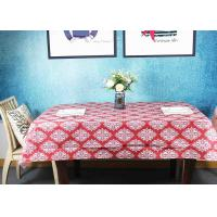 Buy cheap Wooden Pulp Environmental Paper Tablecloth Customized Designs from wholesalers
