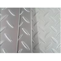 Quality Diamond 304 / 316L Hot Rolled Steel Sheet 3mm - 8mm For Checkered Plate for sale