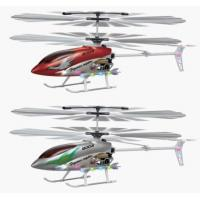 Quality Red, White Easy Sky Metal Frame 3CH Remote RC Helicopters with Gyroscope ES-QS8004 for sale