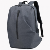 Buy cheap Nylon Rechargeable Travel Laptop Backpack Customizable from wholesalers
