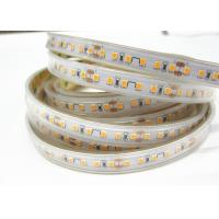 Quality 120 LEDS Residential Waterproof Led Rope Lights Outdoor Low Power Consumption for sale