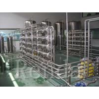 Buy Mineral Water Drinking Water Treatment Systems For Purification / Water at wholesale prices