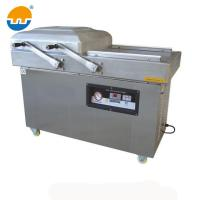 Quality Single chamber vacuum packing machine for marinated products ,sea food,fish,chicken,bacon,beef,tofu for sale