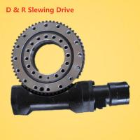 Quality Solar Tracking System Enclosed Housing Slew Drive, slewing drive for sale