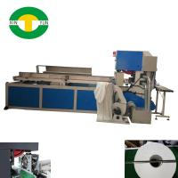 Quality High speed automatic band saw jumbo toilet paper cutting machine for sale