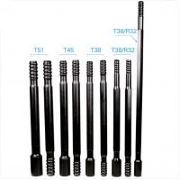 Quality High Fatigue Strength Threaded Extension Rod With Good Heat Treatment for sale