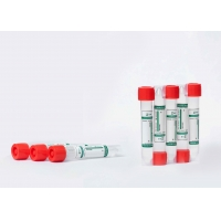 Quality Clear Smooth PP Virus Sampling Tube PH 7.0-8.5 150mm Swab for sale