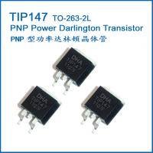 China PNP Power Darlington Transistor TIP147 TO-263 on sale