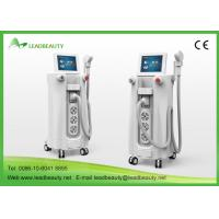 Quality Permanent and painless laser hair removal / 808nm diode laser beauty equipment for sale