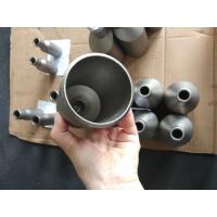 Quality Surface Finished Titanium Alloy Pipe Fittings Concentric Pipe Reducer ASME B16.9 for sale