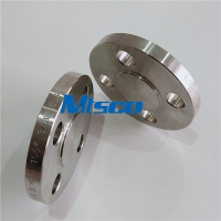 Quality ASME SA815 F304 304L Pipe Fitting Flat Face Blind Flange ASTM A815 for sale