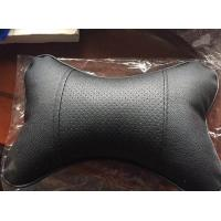 Buy cheap Durable Car Headrest Pillow Black Color Adjustable Height With Elastic Band from wholesalers