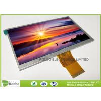 """Buy 7.0"""" RGB Interface Lcd Display 800 X 480 , Wide View High Brightness LCD Module at wholesale prices"""