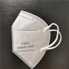 Buy cheap Antibacterial Earloop Mineral Graphene 5 Layers KN95 Mask from wholesalers