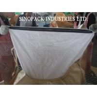 Quality Circular / Tubular PP Woven Big Bag FIBC With Zipper Closure Super Sack for sale