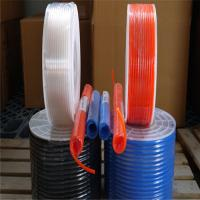 Quality PU hose use for air and oil, black, blue and red colour for sale