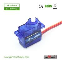 Buy cheap 360 degree continuous rotation servo motor DM-S0090D 9g/0.08s/1.6kg.cm digital from wholesalers