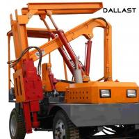 Buy cheap Piston Double Rod Hydraulic Cylinder For Wagon Drill Machines from wholesalers