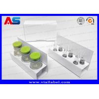 Quality SGS Cardboard Storage GH Boxes With Lids / Paper Pharmaceutical Cartons for sale
