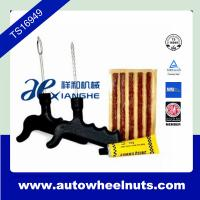 China Safety Car Bike Motorcycle Repair Kit / Tire Repair Kit / Tire Plugging Tools on sale