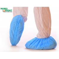 Quality Waterproof Odorless Polypropylene Nonwoven Disposable Shoe Cover for sale