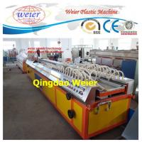 Quality 90kw 380v UPVC Profile Extrusion Line For Making Insulated Glass Window Frame for sale