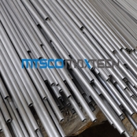Quality S31803 2205 Stainless Seamless 1/4 Inch Duplex Steel Tube for sale