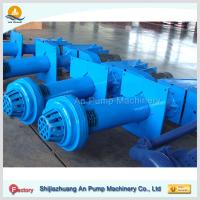 Quality heavy duty submersible a49 material vertical sump pump for sale