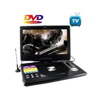 Quality Portable Multimedia DVD Player with 12 Inch LCD (16:9) for sale