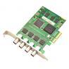 Buy cheap Quad PCI-E SDI Video Capture Card 4 ports PCI-Express SDI HD video capture card from wholesalers