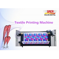 Quality Sharkfin flag  Sublimation Printing Machine With EPSON 4720 Print Head low cost for sale