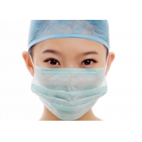 Quality Non Sterile Earloop Face Mask For Daily Personal Protection for sale