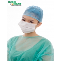 Quality 3 Ply Medical Use Disposable Nowwoven Latex Free Earloop Face Mask for sale