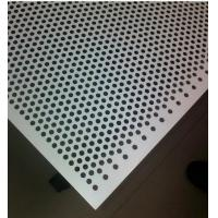 Buy cheap Stainless Steel Perforated Metal Sheet for Ceiling/Filtration/Sieve/Decoration from wholesalers