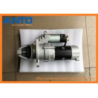 Buy 600-813-3661 6D105 7.5KW Starter Motor For PW200-1 Excavator Engine Spare Parts at wholesale prices