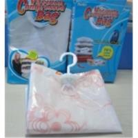 Buy cheap PA/PE Hanging Space Bag Saving Space for Wardrobe from wholesalers