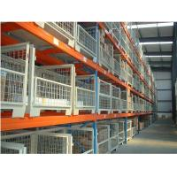 Quality Metal Cage Storing Selective Pallet Racking for sale