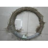 Quality 20 BWG-16 BWG Electric Galvanized Binding Wire Loop Coil Wire Free Sample for sale