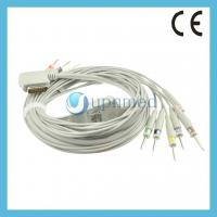 Quality Kenz PC-109 10-Lead EKG Cable with leadwires for sale
