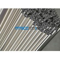 Quality ASTM A270 TP304 / 304L Stainless Steel Welded Tube For High Pressure Power Boiler for sale