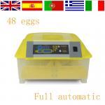 Quality Newest Hot sale automatic mini egg incubator for sale