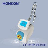 Quality Professional Portable Q Switched Nd YAG Laser Tattoo Removal Machine 532nm / 1064nm for sale