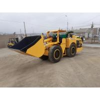 Buy cheap 1CBM underground mining machinery / Diesel Engine Mine Loader from wholesalers
