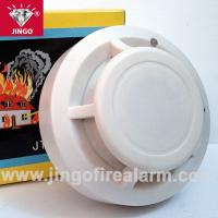 Quality Portable fire alarm systems smoke detector 9V battery with buzzer for sale