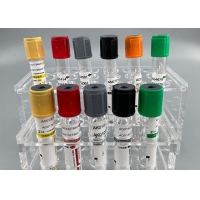 Buy cheap Lithium Heparin Blood Collection Vials from wholesalers